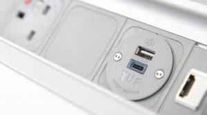 Najnowsza ładowarka USB A+C