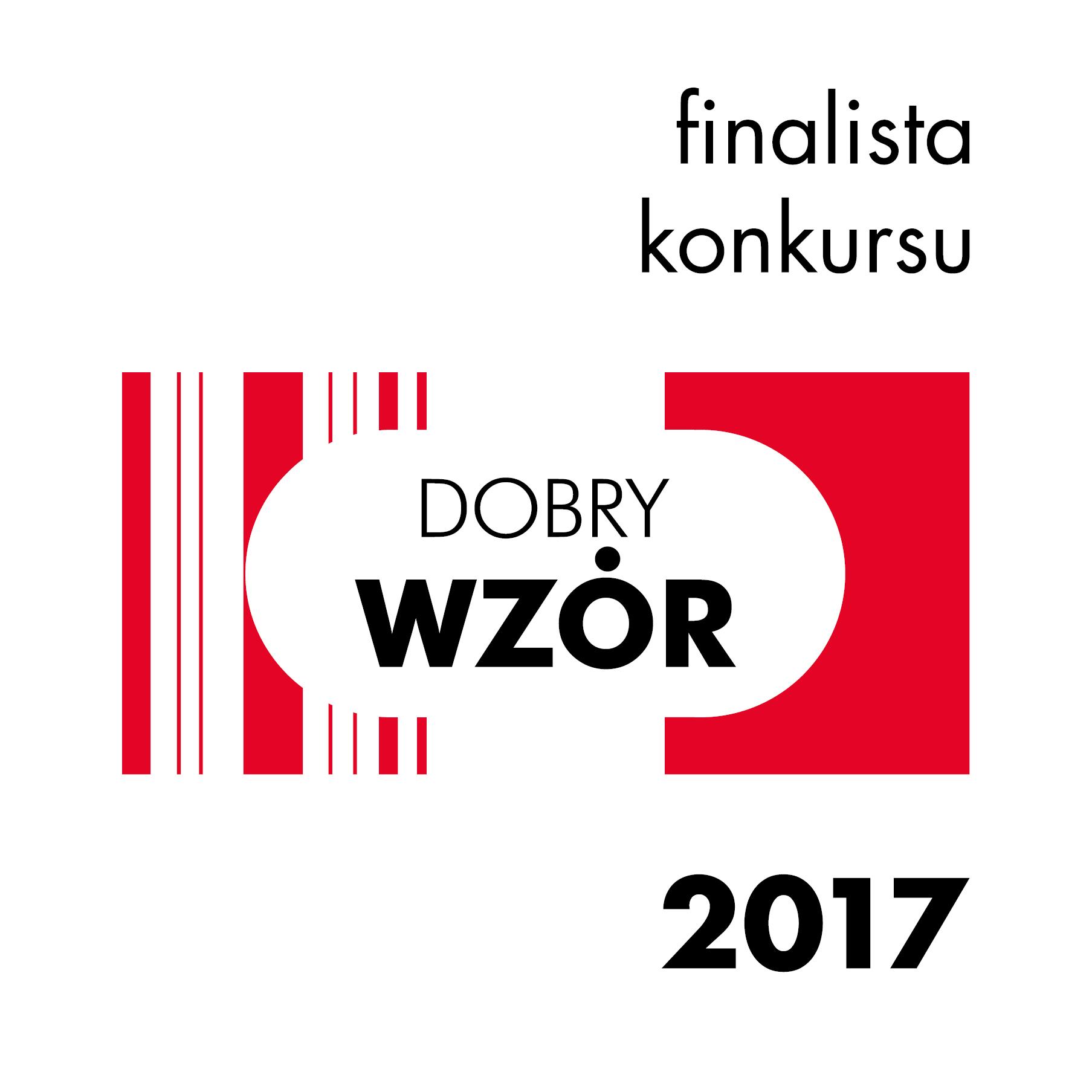 Finalista konkursu Dobry Wzór 2017
