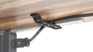 easy clamp, prowadzenie kabli